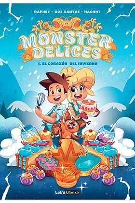 MONSTER DELICES #01. EL CORAZON DEL INVIERNO