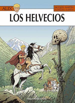 ALIX #38. LOS HELVECIOS