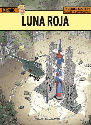 LEFRANC #30. LUNA ROJA