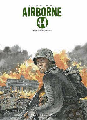 AIRBORNE 44 #04. GENERACION PERDIDA (INTEGRAL)