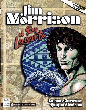 JIM MORRISON. EL REY LAGARTO (COMIC)