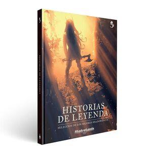 HISTORIAS DE LEYENDA JDR