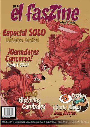 EL FASZINE #04