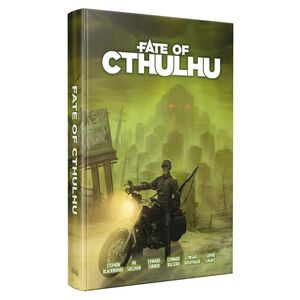 FATE OF CTHULHU JDR