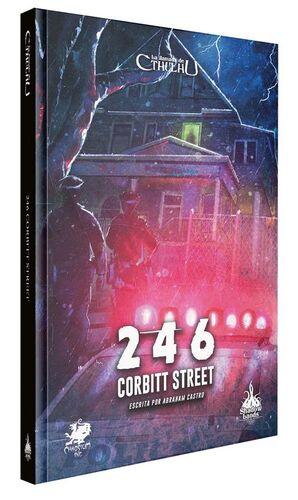 LA LLAMADA DE CTHULHU JDR 246 CORBITT STREET
