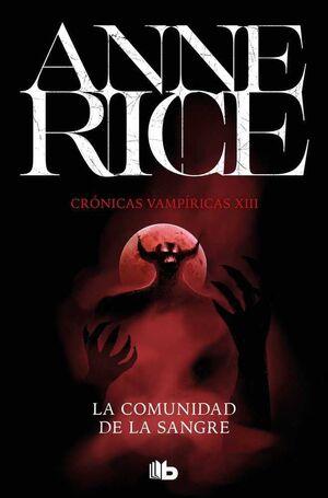 CRONICAS VAMPIRICAS VOL. 13: LA COMUNIDAD DE LA SANGRE (BOLSILLO)