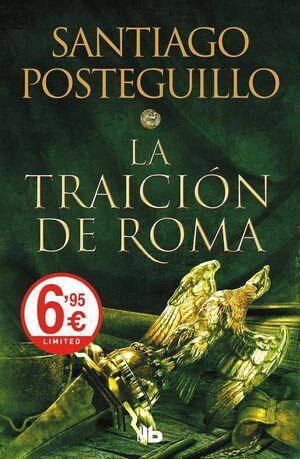 AFRICANUS. LIBRO 3: LA TRAICION DE ROMA (BOLSILLO)