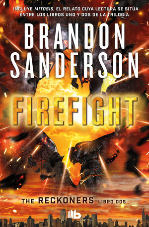 RECKONERS II. FIREFIGHT (BOLSILLO)