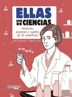 ELLAS SON DE CIENCIAS