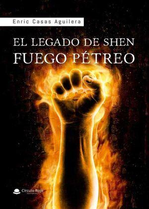 EL LEGADO DE SHEN. FUEGO PETREO