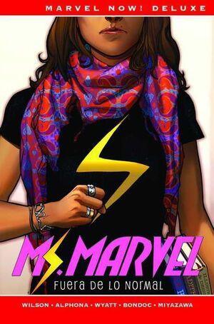 MS. MARVEL #01. FUERA DE LO NORMAL (MARVEL OMNIBUS)
