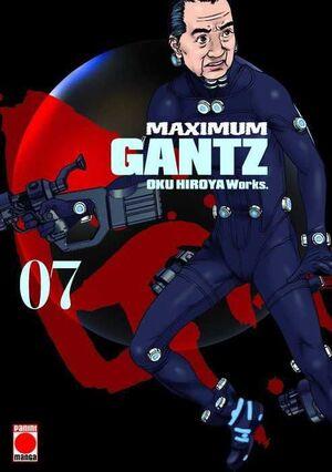 GANTZ MAXIMUM #07 (PANINI)