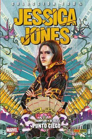 JESSICA JONES #04. PUNTO CIEGO (100% MARVEL HC)