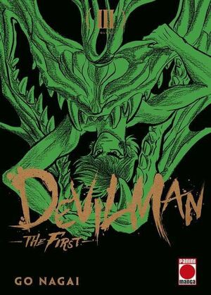 DEVILMAN: THE FIRST #03