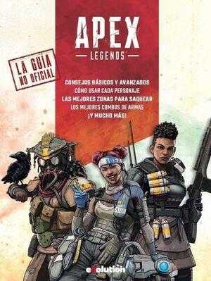 APEX LEGENDS. GUIA NO OFICIAL (CARTONE)