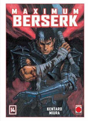 BERSERK MAXIMUM #14 (PANINI)