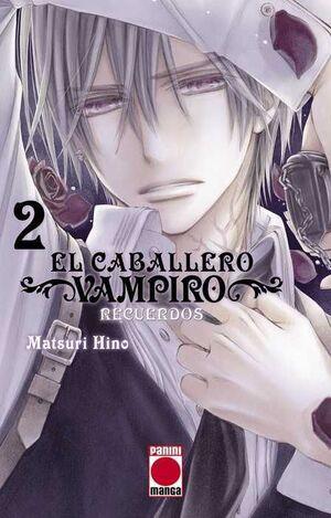 EL CABALLERO VAMPIRO: RECUERDOS #02