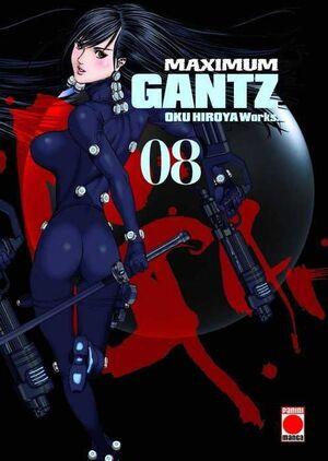 GANTZ MAXIMUM #08 (PANINI)