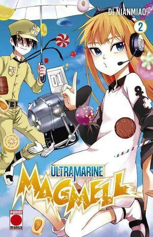 ULTRAMARINE MAGMELL #02