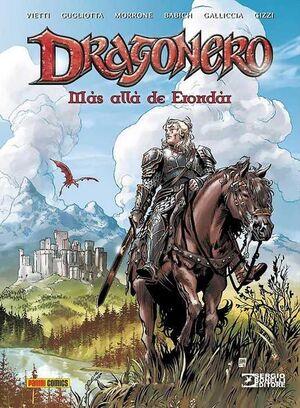 DRAGONERO #04. MAS ALLA DE ERONDAR