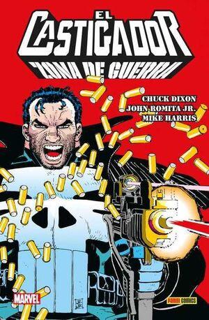 EL CASTIGADOR: ZONA DE GUERRA (100% MARVEL HC)