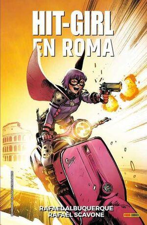 HIT-GIRL #03. EN ROMA