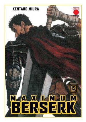 BERSERK MAXIMUM #15 (PANINI)