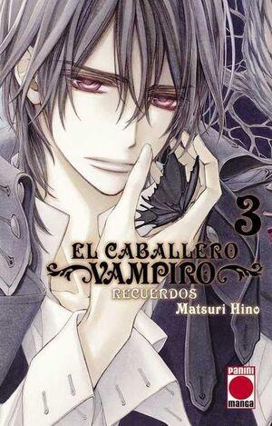 EL CABALLERO VAMPIRO: RECUERDOS #03