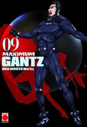 GANTZ MAXIMUM #09 (PANINI)
