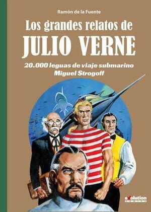 LOS GRANDES RELATOS DE JULIO VERNE #02