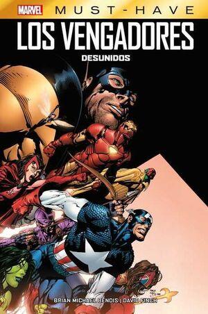 MARVEL MUST-HAVE #02. LOS VENGADORES: DESUNIDOS