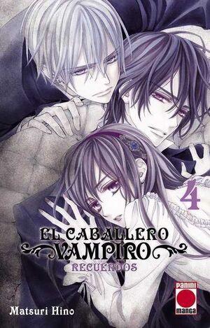 EL CABALLERO VAMPIRO: RECUERDOS #04