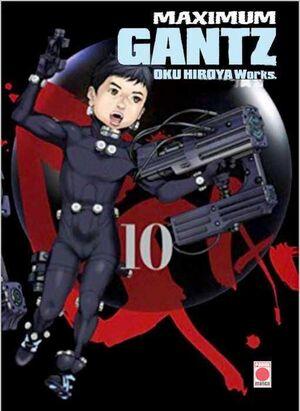 GANTZ MAXIMUM #10 (PANINI)