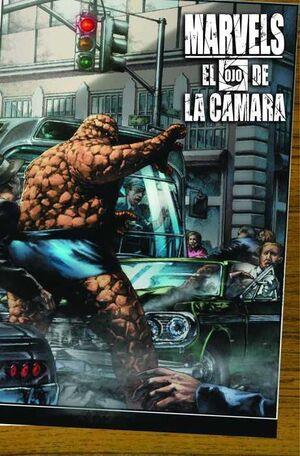 COLECCION MARVELS #01. EL OJO DE LA CAMARA