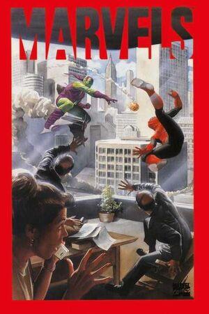 MARVEL FACSIMIL: MARVELS #00