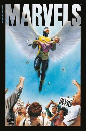 MARVEL FACSIMIL: MARVELS #02