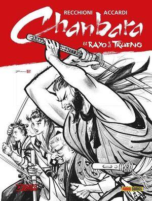 CHANBARA #02. EL RAYO Y EL TRUENO