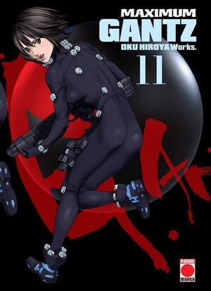 GANTZ MAXIMUM #11 (PANINI)