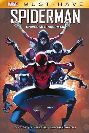 MARVEL MUST-HAVE #03. SPIDERMAN: UNIVERSO SPIDERMAN