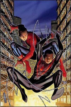 ULTIMATE SPIDERMAN. MILES MORALES #02. SPIDERMEN (ULTIMATE INTEGRAL)