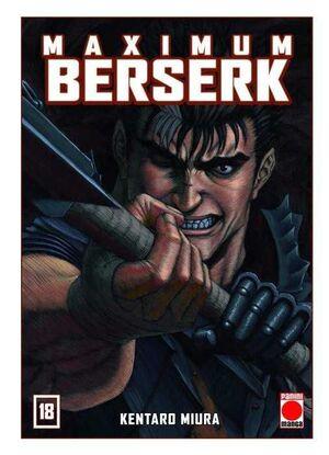 BERSERK MAXIMUM #18 (PANINI)