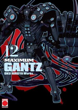 GANTZ MAXIMUM #12 (PANINI)