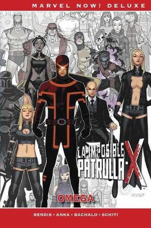 LA PATRULLA-X DE BRIAN MICHAEL BENDIS #07 (MARVEL NOW! DELUXE)