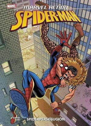 MARVEL ACTION: SPIDERMAN #02. SPIDERSECUCION