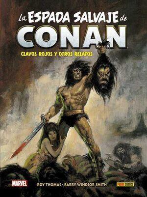 BIBLIOTECA CONAN. LA ESPADA SALVAJE DE CONAN #01