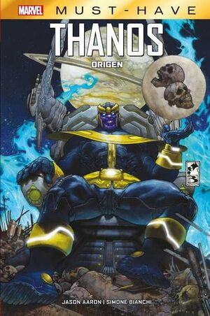 MARVEL MUST-HAVE #06. THANOS: ORIGEN