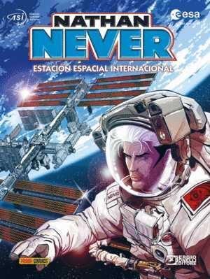 NATHAN NEVER: ESTACION ESPACIAL INTERNACIONAL
