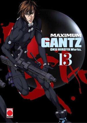 GANTZ MAXIMUM #13 (PANINI)