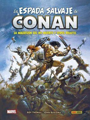 BIBLIOTECA CONAN. LA ESPADA SALVAJE DE CONAN #02
