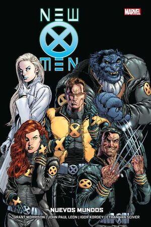 NEW X-MEN #03: NUEVOS MUNDOS
